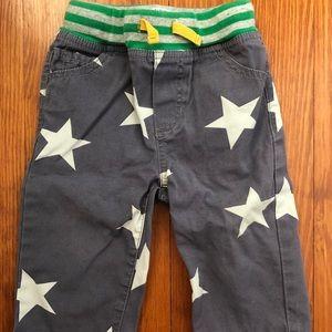 12-18 month super cute star pants